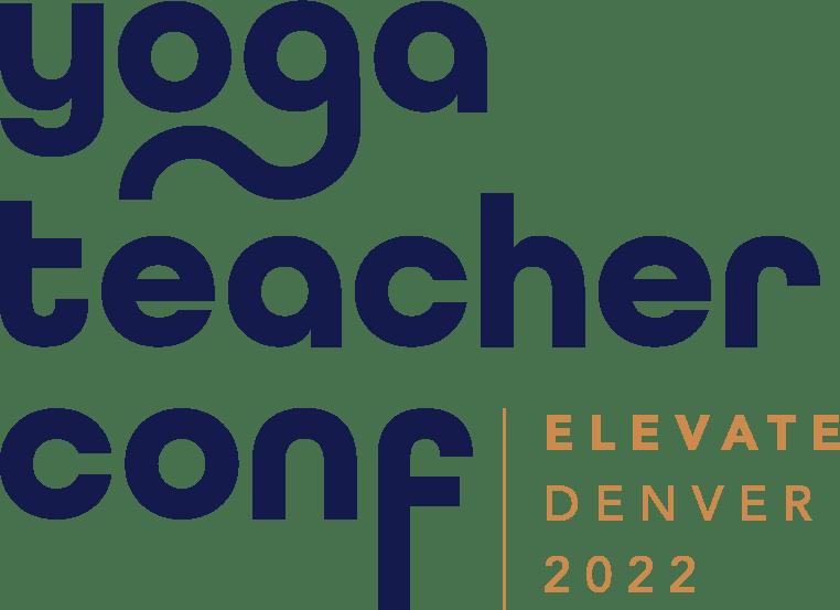 Yoga Teacher Conf Logo 2022